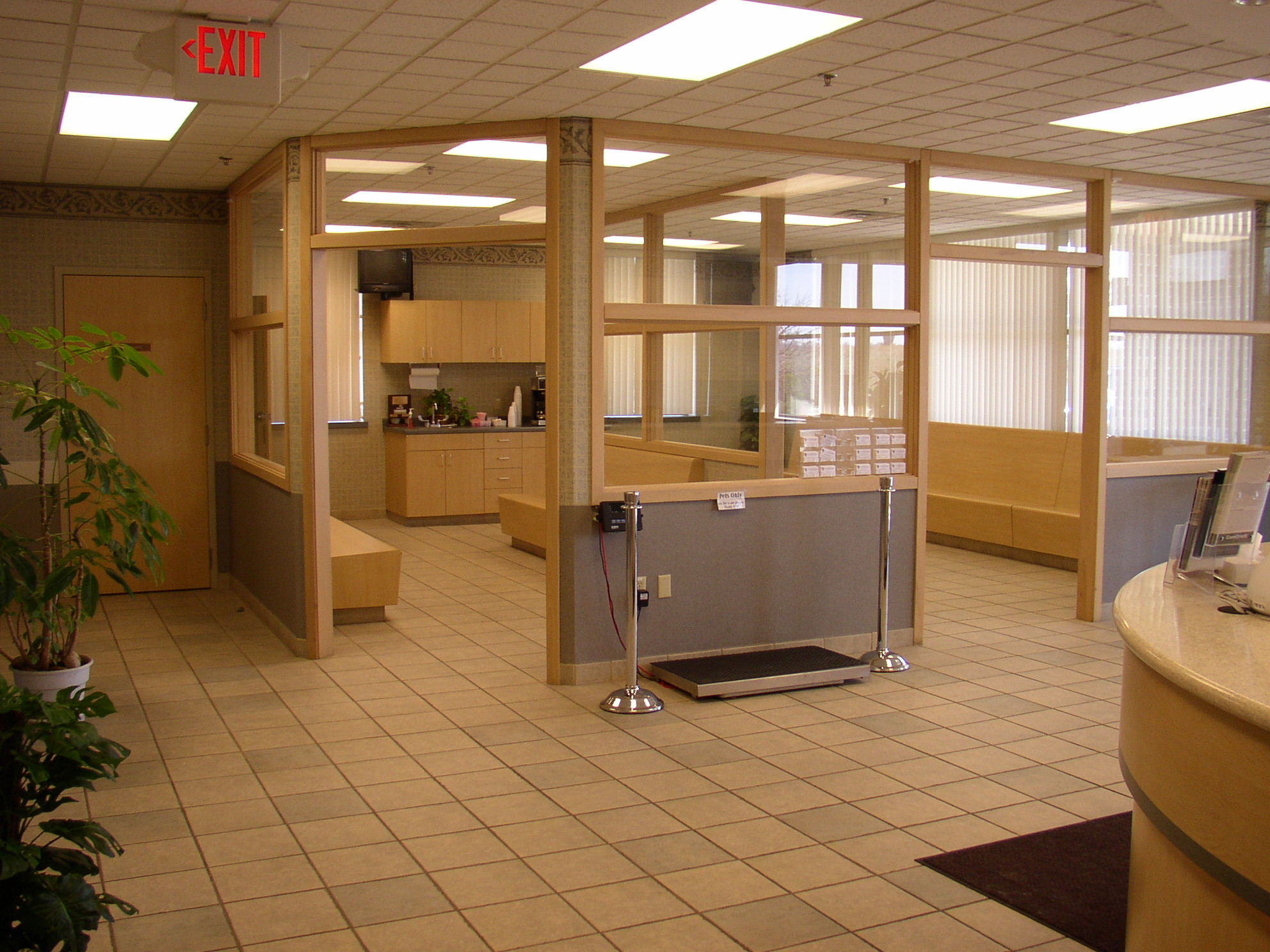 Allen G Ibsen Dvm Veterinary Animal Hospital Design